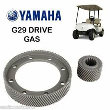 Yamaha G29 YDR The Drive GAS Golf Cart High Speed Gears