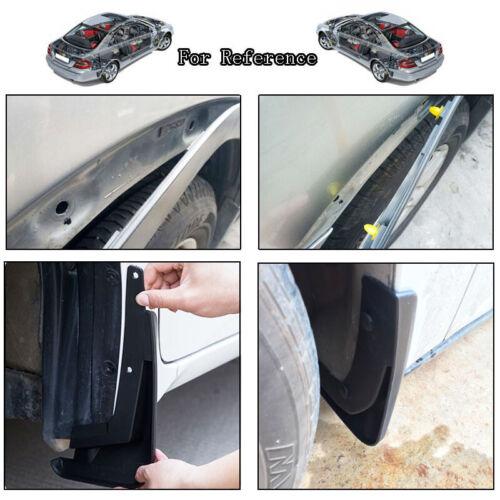 10x Screw Rivets Set Car Bumper Fender for Hyundai Plastic Fastener Clips