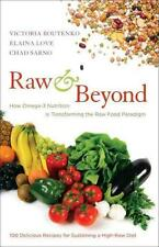 Raw and Beyond: How Omega-3 Nutrition Is Transforming the Raw Food / #x150