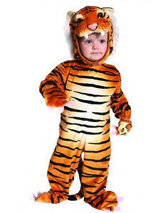 ec2c7201acdbe Bande Orange Tigre Bébé Animal Tout-Petit Déguisement Halloween