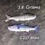 Salt-water-Realscale-trolling-lures-sea-fishing-tuna-bass-herring-mackerel-bait thumbnail 4