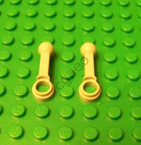 Light  Gray 2 X  Lego Technic 2852  Engine Connecting Rod