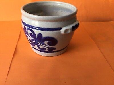 Bella Medie Dimensioni Ceramica Guscio, Nuovo, Molti. Utilizzabile, Gemarkt- Bianco Puro E Traslucido