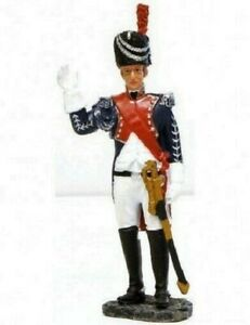 Lead soldier admiral troude 1762 hachette nº 161-marshals of 1er empire
