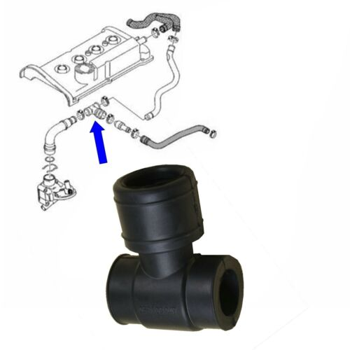 Tubo respirador Manguera T Unión 1.8 T VW Audi Seat Skoda 06A103247 058103247