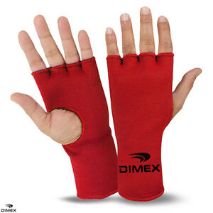 Dimex Boxing Inner Padded Gloves Hand MMA Fight Fist Protector Training Mitts