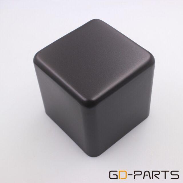 123*123*120mm Black vintage iron transformer protect cover enclosure case DIY*1