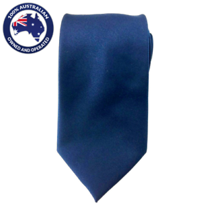 2e5649f40cae Men's Neck Tie Solid Navy Blue 8.5CM Necktie Neckties Groomsmen ...
