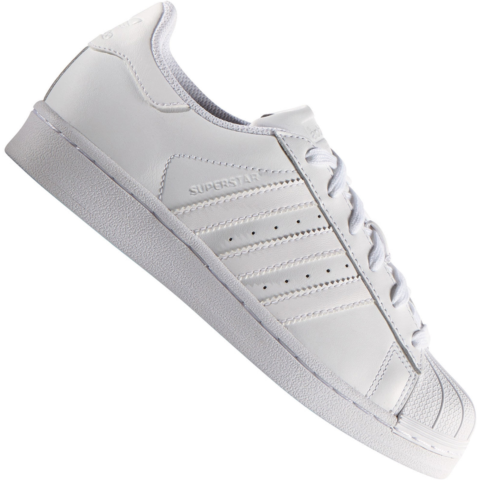 ADIDAS Superstar Foundation Da Donna   Basse Uomo Sneaker Scarpe Basse   Scarpe Da Ginnastica Scarpe 734c5d