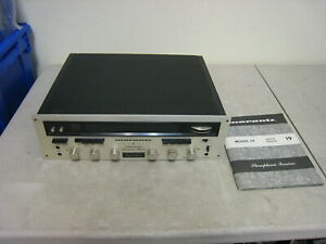 Vintage-Marantz-Nineteen-19-Stereophonic-Stereo-Receiver-with-Service-Manual