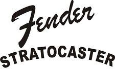 Fender Stratocaster sticker