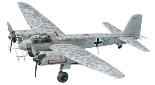Hasegawa E32 1//72 Junkers Ju88G-6 Nachtjager