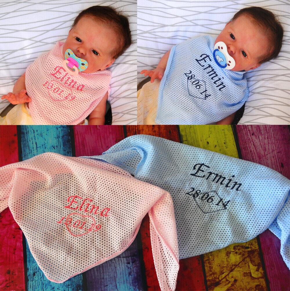 Baby Dreieckstücher Lätzchen Spucktücher 5er Set von Ezi/&Friends