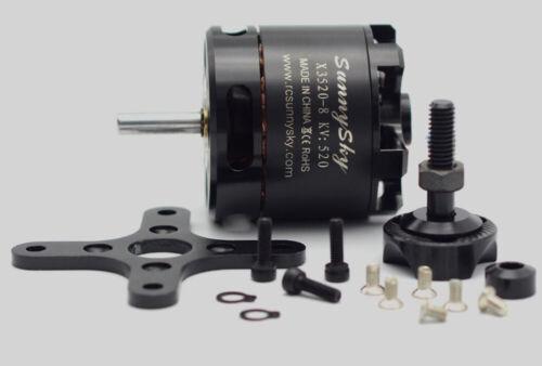 Sunnysky X3520 KV520 KV720 KV880 6S Brushless Motor For RC Models FPV Quadcopter