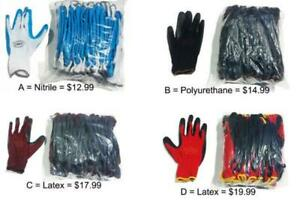 Nitrile / Latex / Polyurethane Gloves Oshawa / Durham Region Toronto (GTA) Preview