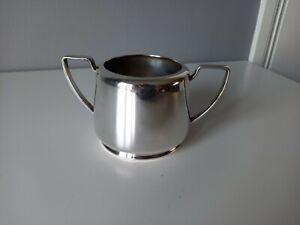 Elkington Monarchy Plate Sugar Bowl - c1934