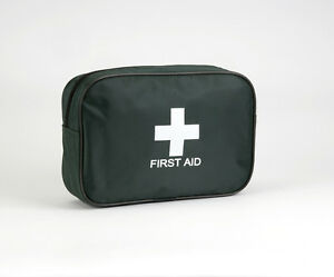 Image Is Loading Large Empty First Aid Bag 24cm X 19cm