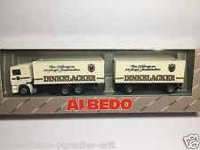 Verschiedene Albedo Modelle in OVP -Dinkelacker Volvo F12- (PC4320)