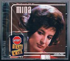 MINA HIT PARADE 1966 - 67  CD LINEATRE FUORI CATALOGO SIGILLATO!!!