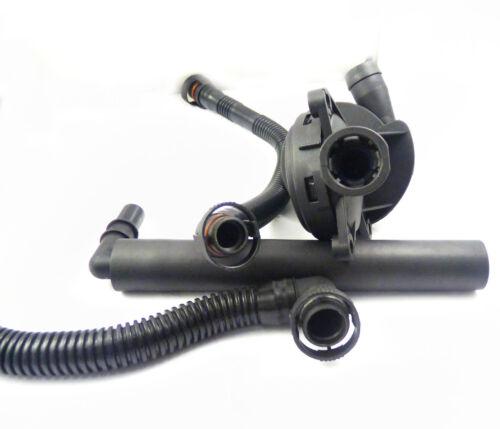 Hose Kit For BMW E83 X3 Z4 318i E46 11157513903 New Crankshaft Valve+Breather
