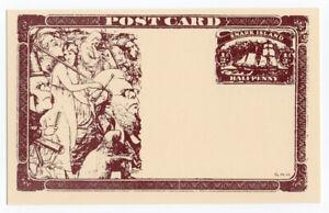 I-B-Cinderella-Gerald-King-Wonderland-Snark-Island-Postcard-d