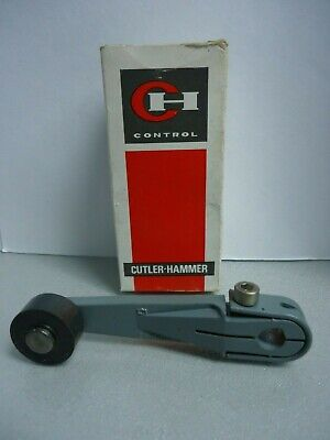 CUTLER-HAMMER LIMIT SWITCH LEVER ARM E50KL202 NIB