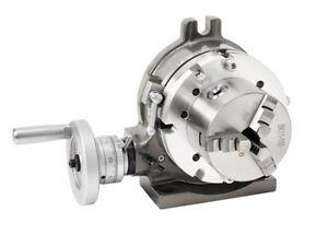 WABECO-Teilapparat-150-mm-mit-3-Backenfutter-125-mm-Rundtisch-11581