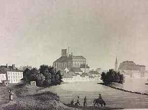 Auxerre-First-half-Xixth-Yonne-Burgundy