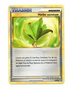 Pokemon-n-79-95-Trainer-Herbe-sauveuse-A5187