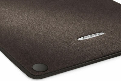 Mercedes Benz Genuine S class Coupe Beige Carpeted Floor Mat A217 C217 2019
