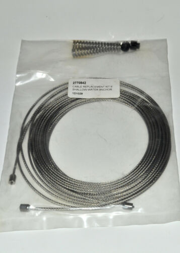 OEM Minn Kota Cable Replacement Kit 6/' Shallow Water Anchor Part# 2770842