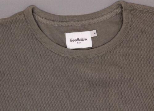 Goodfellow Mens Long-Sleeve Cotton Waffle Knit Thermal Shirt