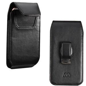 Universal-Premium-Leather-Belt-Clip-Case-Pouch-Belt-Clip-F-Cell-Phone-Smartphone