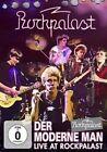Live at Rockpalast by Der Moderne Man (DVD, Jul-2015, Sireena)