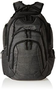 OGIO Renegade RSS Backpack Armor Dark Static Laptop Ipad Crush-Proof Protection