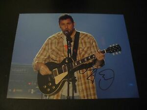 Image Is Loading Adam Sandler In Person Hand Signed Guitar Playing