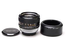 Canon FD 55mm F1.2 S.S.C. Aspherical ++ EXCELLENT ++