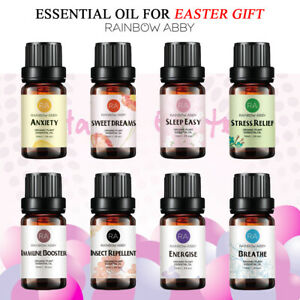 Natural-Essential-Oils-Pure-Aromatherapy-Therapeutic-Grade-Anxiety-Relief-Stress
