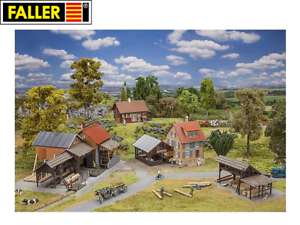 Faller-H0-190061-Aktions-Set-Landleben-NEU-OVP