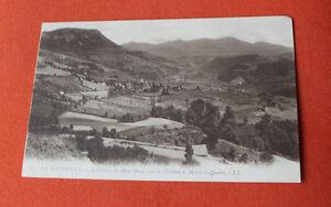 CPA-La-Bourboule-La-vallee-du-Mont-Dore-vue-du-chateau-de-Murat-le-Quaire