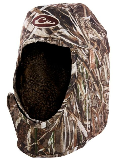 57971aca629 DRAKE Waterfowl Systems HyperShield™ Waterproof Realtree Max-5 Camo Shelter  Hat