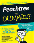 Peachtree For Dummies by Elaine J. Marmel, Diane Koers (Paperback, 2007)
