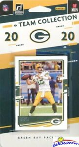 Green-Bay-Packers-2020-Donruss-NFL-Limited-Team-Set-Aaron-Rodgers-JORDAN-LOVE-RC