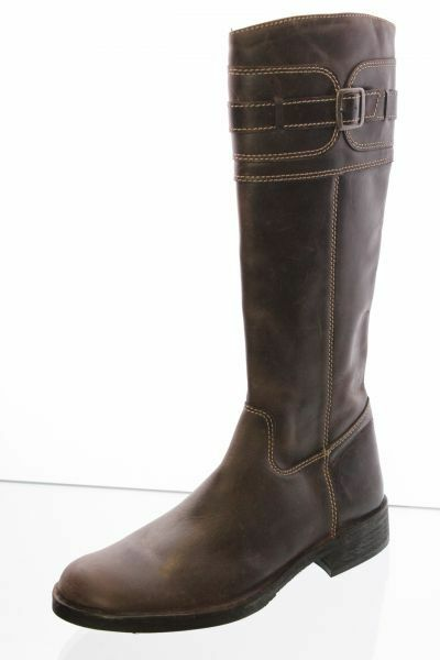 PSXL Stiefel grau Leder Gr. 39 39 39 (UK 6) 591f61
