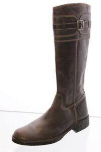 PSXL-Stiefel-grau-Leder-Gr-39-UK-6