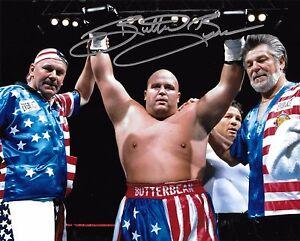 BUTTERBEAN BOXING WWE WRESTLEM...