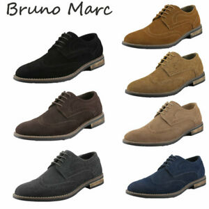 Bruno Marc Men/'s Oxford Sneakers Casual Dress Shoes
