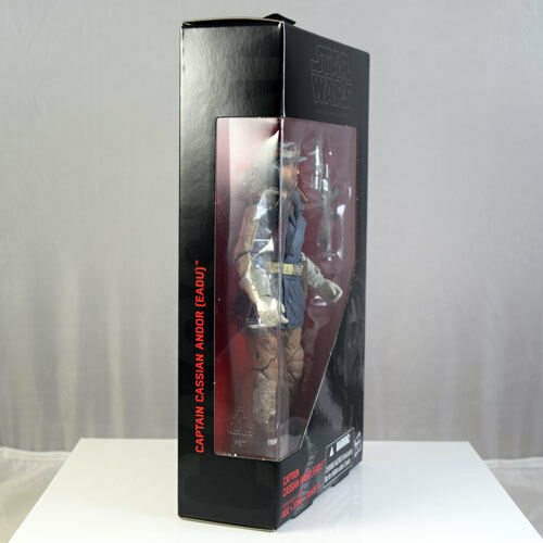 "Star Wars No.23 CAPTAIN CASSIAN ANDOR 6/""Action Figure"