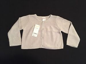 1fe5dfce15a Image is loading Gymboree-NWT-Girls-Spring-Dressy-Silver-Sparkle-Shrug-