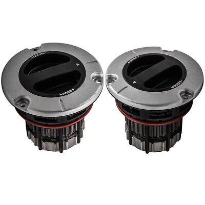 2x Front Manual Locking Hub For Ford Super Duty F250 F350 BC3Z 3B396 B 05 16 EBay